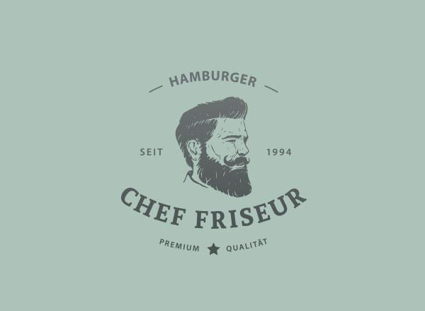 logo erstellung friseur