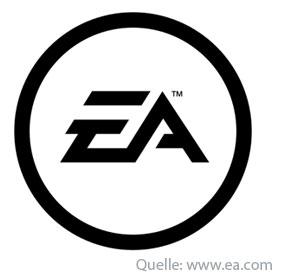 EA Sports Typografie Logo