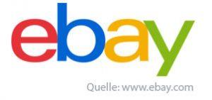 ebay Typografie Logo