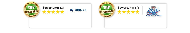 adler mannheim positive bewertung logo