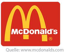 McDonald's Typografie Logo