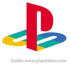 Playstation Typografie Logo