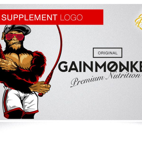 gainmonkey supplement hersteller logo